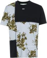 Off-White X Browns Floral T-Shirt