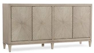 """Hooker Furniture Elixir 71"""" Wide 2 Drawer Sideboard"""