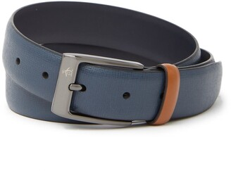 Original Penguin Leather Belt