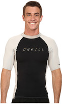 O'Neill Skins Graphiteic Short Sleeve Crew