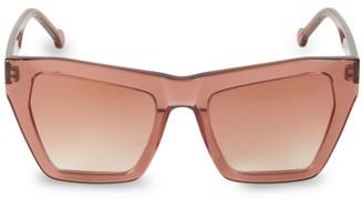 Colors In Optics 55MM Stanton Cateye Sunglasses