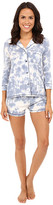 PJ Salvage Desert Dream Tie-Dye Shorty PJ Set