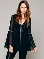 Free People Golden Moments Tunic