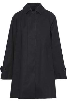 MACKINTOSH Convertible Bonded Cotton Trench Coat