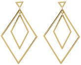 Gorjana Liv Double Drop Earrings