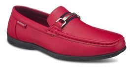 Akademiks Men's Slip-On Moccasin Loafers Men's Shoes
