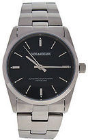 Zadig & Voltaire ZVF226 Black Dial/Silver Stainless Steel Bracelet Watch 1 Pc