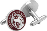 Cufflinks Inc. Men's Texas A & M 12th Man Cufflinks