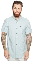 Volcom White Noise Short Sleeve Men's Clothing