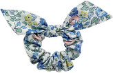 Cath Kidston Walton Rose Fabric Bow Hair Tie