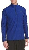 New Balance In Transit 1/4-zip Pullover.