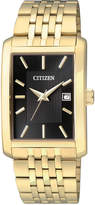Citizen Men's Gold-Tone Stainless Steel Bracelet Watch 38mm BH1673-50E