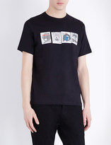 Paul Smith Mascots cotton-jersey t-shirt
