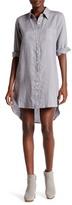 Allen Allen Linen Shirt Dress