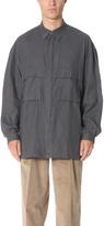 E. Tautz Flap Pocket Long Sleeve Shirt
