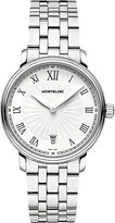Montblanc 112636 Tradition stainless steel watch