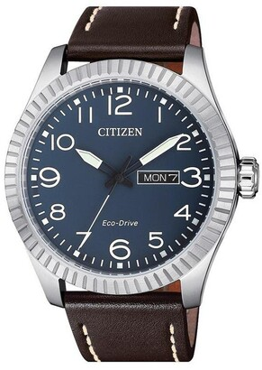 Citizen Promaster Nighthawk Eco-Drive Blue Dial Watch, 42mm