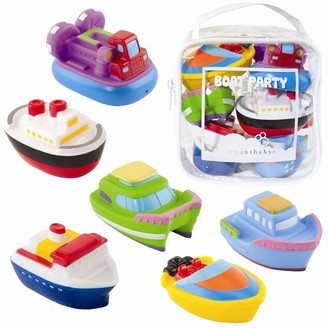 Elegant Baby Boat Party Squirties