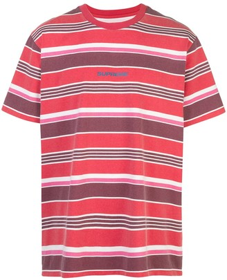 Supreme Stripe SS T-shirt