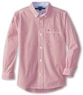 Tommy Hilfiger Tommy Stripe Shirt (Toddler/Little Kids)