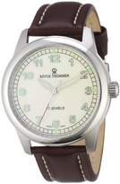 Revue Thommen Men's Automatic Watch 17070.3533 with Leather Strap