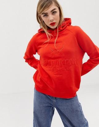 MBYM slogan hoodie