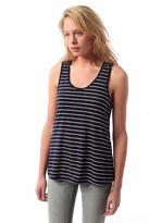 Zip-Up Racerback Tank