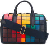 Anya Hindmarch colour-block tote