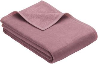 Ibena Porto Jacquard Full/Queen Bed Blanket