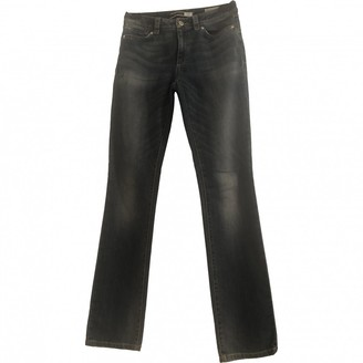 Sportmax Blue Cotton - elasthane Jeans for Women