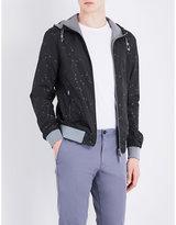 Armani Jeans Reversible Shell Jacket