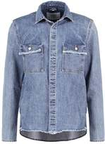 Cheap Monday Denim Jacket Dark Blue