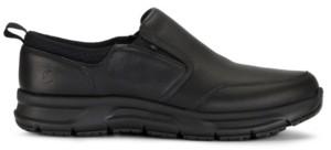 On Emeril Lagasse Men's Quarter Slip Tumbled Slip-Resistant Work Shoe Men's Shoes
