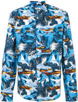 Kenzo printed shirt - men - Cotton - M