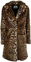 Blugirl Faux Fur Coat