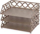 GG Collection G G Collection Ogee-G Three-Tiered Stacker Tray