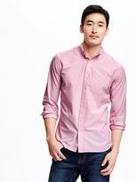 Old Navy Slim-Fit Striped Shirt for Men