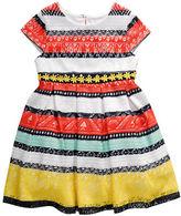 Sweet Heart Rose Sweetheart Rose Girls 2-6x Crochet Accented Dress