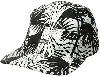 Hurley One and Only Palmer Hat (White) Caps