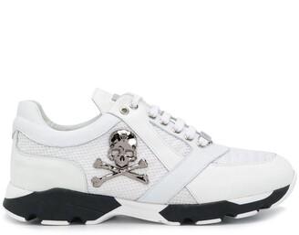 Philipp Plein Skull Motif Sneakers