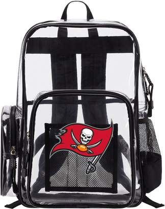 Northwest Company The Tampa Bay Buccaneers Dimension Clear Backpack