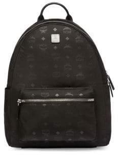 MCM Dieter Monogrammed Backpack