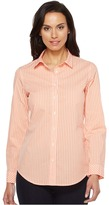 Pendleton Gingham Shirt Women's Clothing