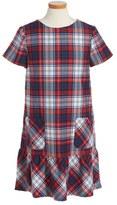 Vineyard Vines Girl's Plaid Dress
