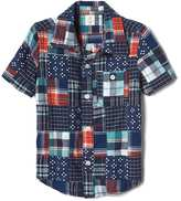 Gap Patchwork pocket shirt