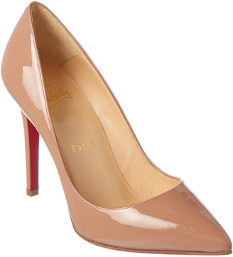 Christian Louboutin Pigalle 100 Patent Pump