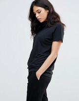 B.young Roll Neck Top