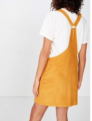 Cotton On Juniors' Classic Cord Pinafore