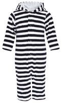 Snapper Rock Striped UPF 50+ Towelling Baby Onesie