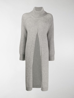 Stella McCartney Split-Front Jumper